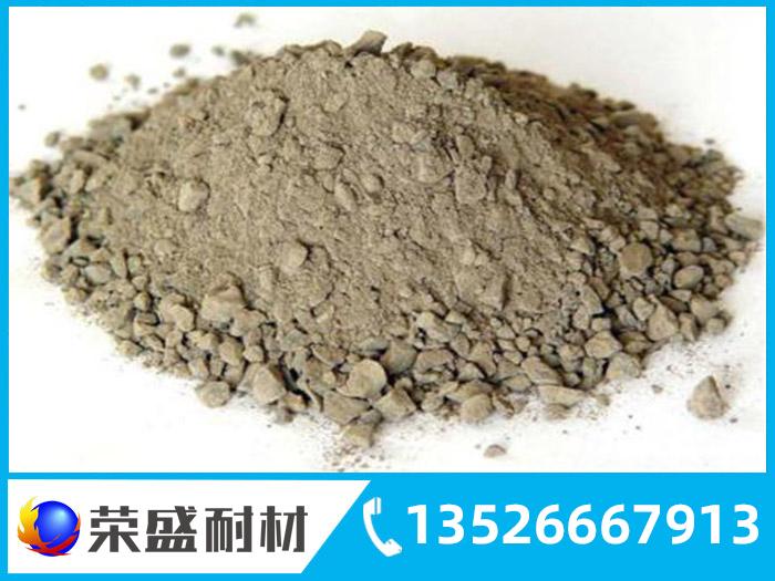 磷酸盐耐火浇注料的耐压强度