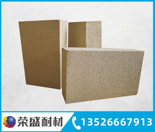0.8轻质高铝砖质量
